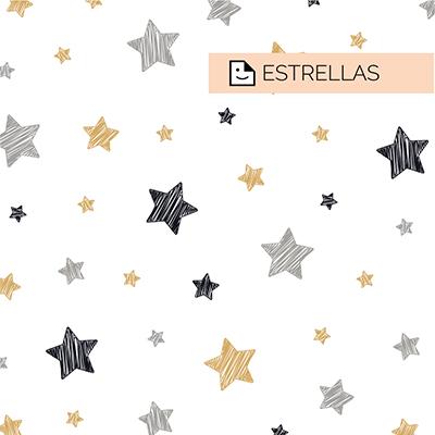 Vinilos Estrellas